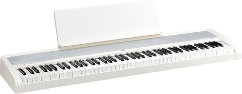 KORG Digitalpiano, B2, 12 Sounds, 2x15 Watt, weiß