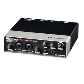 STEINBERG UR22 MKII USB Audio Interface inkl. iPad Support