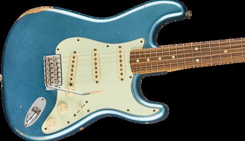 Fender Vintera Road Worn® '60s Stratocaster®,  Lake Placid Blue