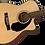 Thumbnail: Fender Akustikgitarre CC-60SCE Concert, Walnut Fingerboard, Natural