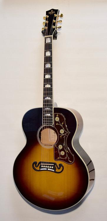 SIGMA Westerngitarre GJA-SG200+ Sunburst