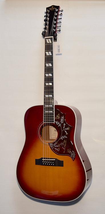 SIGMA Westerngitarre DM-12-SG5  12-String