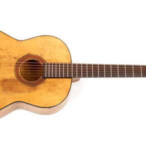 Höfner Acoustic HA-CS7 - Die Klassische - Relic