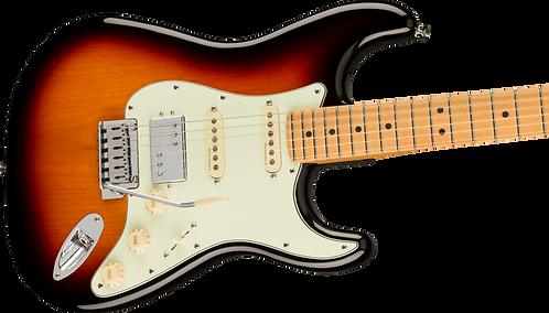 Fender Player Plus Stratocaster® HSS, Maple Fingerboard, 3-Color Sunburst
