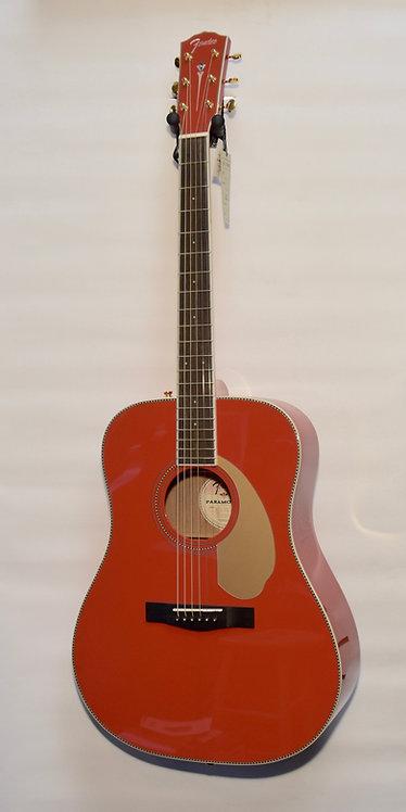 FENDER Westerngitarre PM-1E D FSR Limitiert mit Koffer