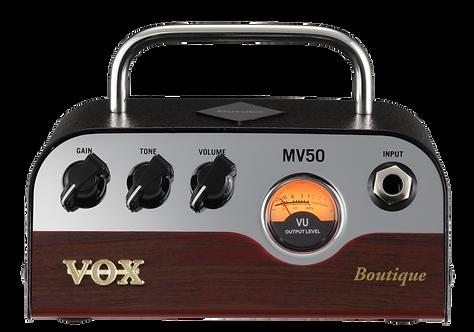 VOX E-Gitarrentopteil, MV, Boutique, 50W