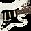 Thumbnail: AMERICAN PERFORMER STRATOCASTER® E-Gitarre mit Gigbag