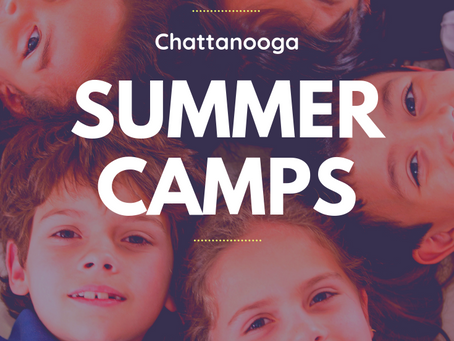 2019 Chattanooga Summer Camps