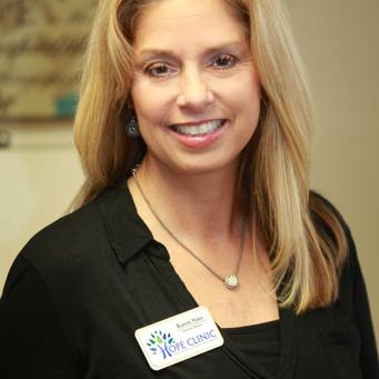 Karen Sims, MAMFC