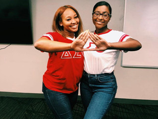Delta Week 2019 Restoring Our R.O.O.T.S: Reaching Optimal Opportunity via Tangible Sagacity