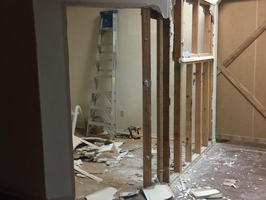 Removing the office walls