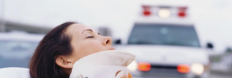 Woman and Ambulance in Background.jpg
