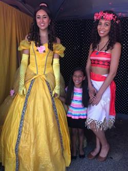 Belle & Moana 3