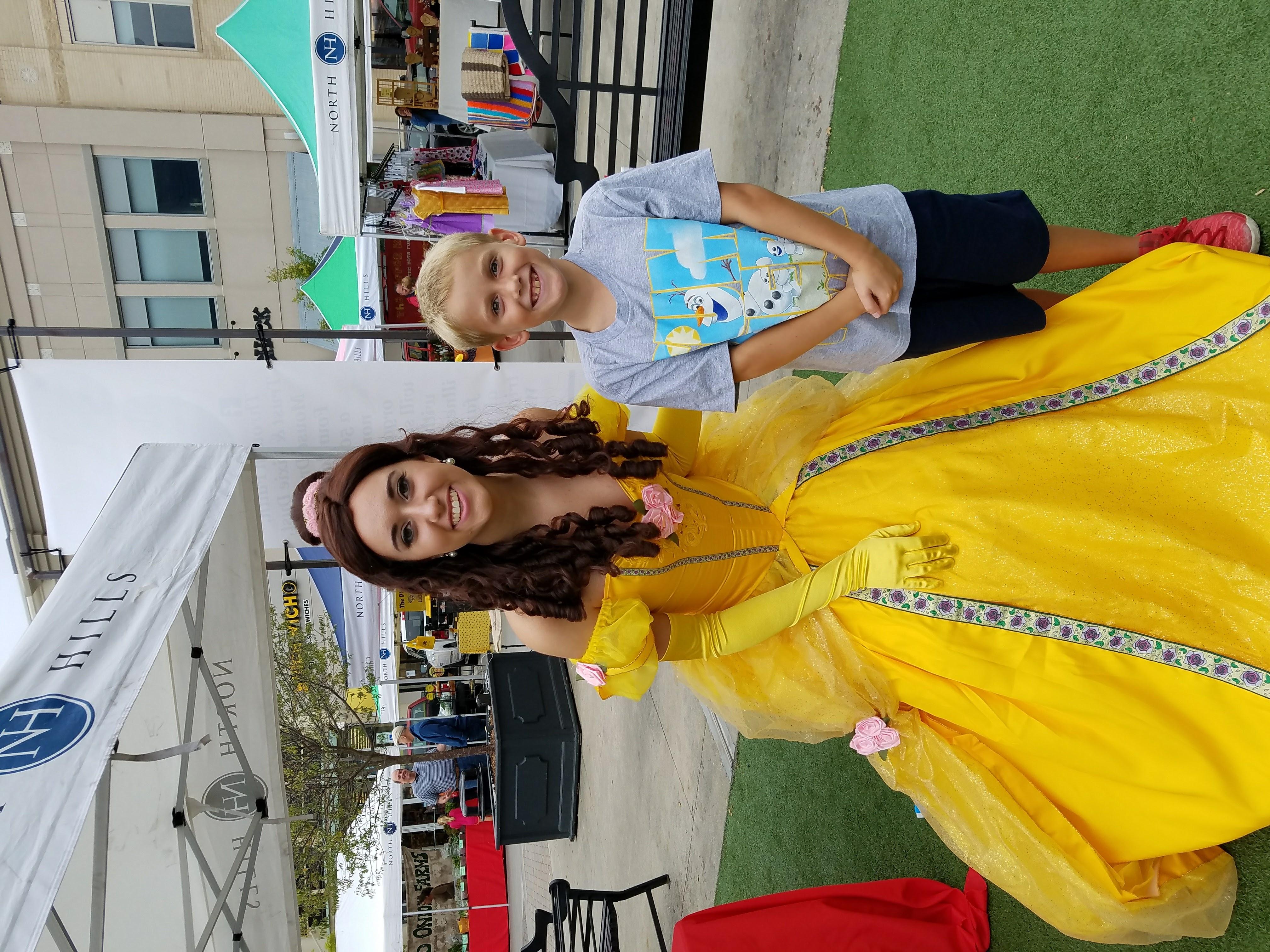 Belle & Ayden