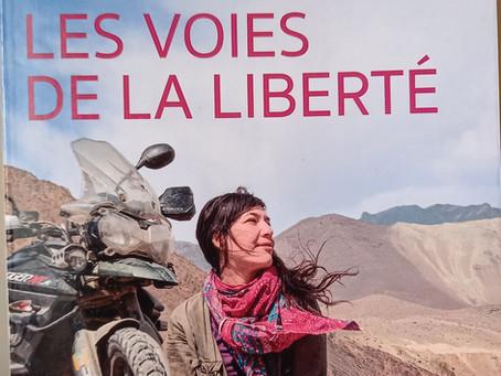 Les Voies de la liberté - Livre de Mélusine Mallender