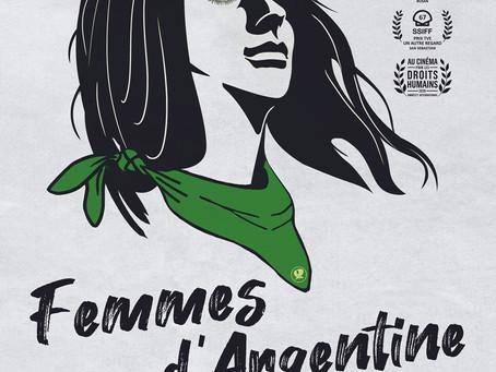 Femmes d'Argentine de Juan Solanas disponible en DVD