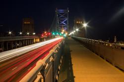 Ben Franklin Bridge, Philly