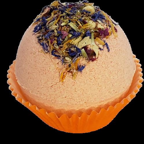 Chillax Bomb ™ with Carrot Powder