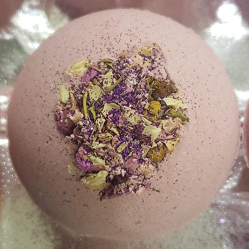 Happy Bomb ™ with Eucalyptus & Spearmint Scent