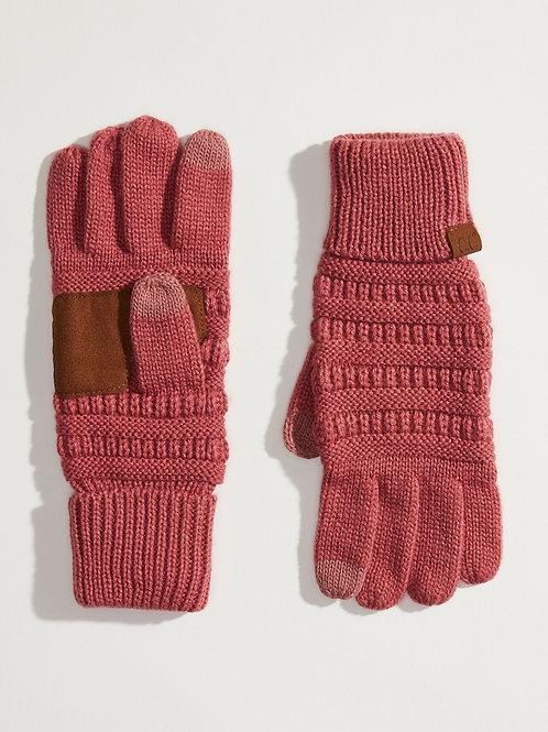 C.C SmartTips Gloves Mauve