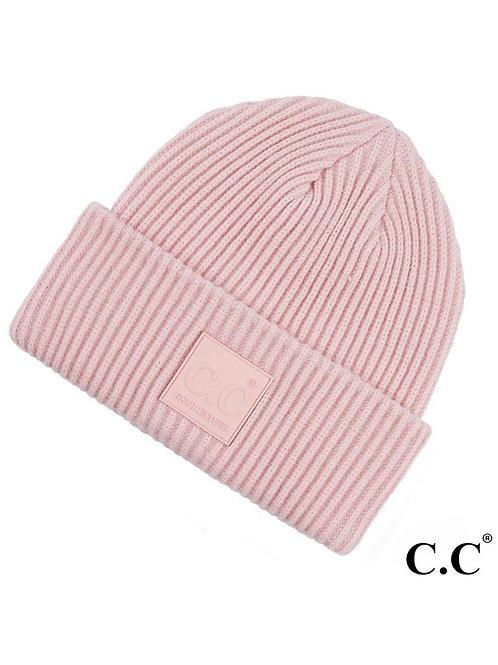 C.C Hat Blush Pink