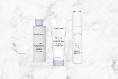 bareMinerals PORELESS 3 STEP KIT
