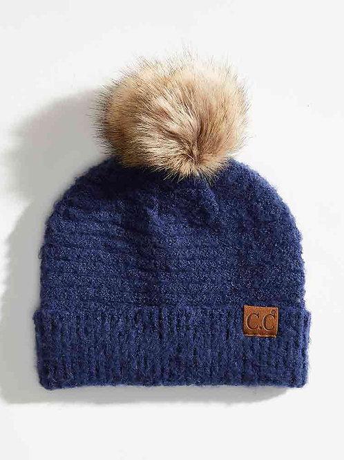 C.C Hat Evening Blue