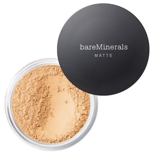 LOOSE POWDER MATTE FOUNDATION SPF 15 Mineral Foundation for Oily Skin