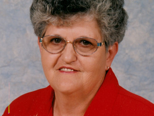 "Virginia Mae ""Jenny"" Evans Coffey"