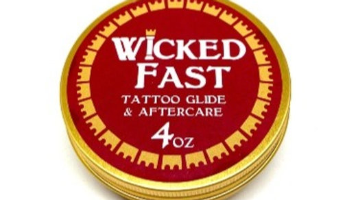 WickedFast 4oz tin