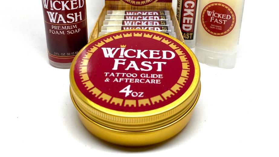 WickedFast Complete Kit