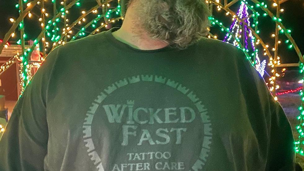 WickedFast Black on Black Tee