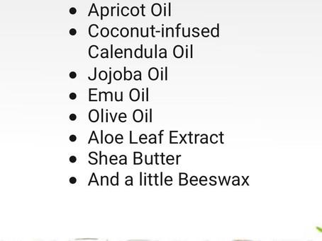 Always all natural ingredients