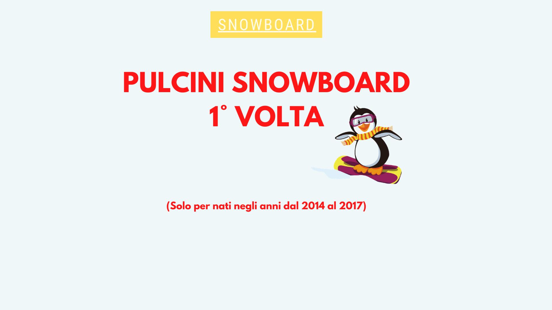 SNOW PULCINI