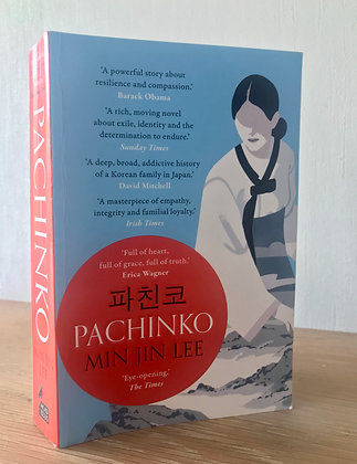 Pachinko (Min Jin Lee)