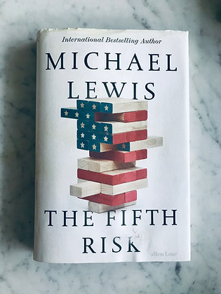 The Fifth Risk (Michael Lewis)