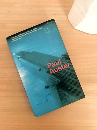 The New York Trilogy(Paul Auster)