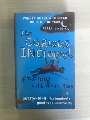 The Curious Incident of the Dog in the Nighttime (Mark Haddon)