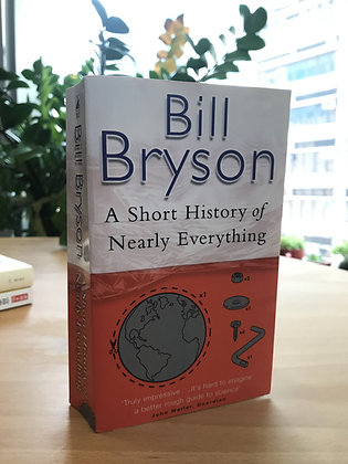 A Short History of Nearly Everything(Bill Bryson)
