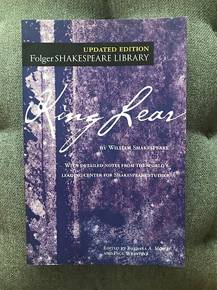 King Lear - Folger Shakespeare Library (William Shakespeare)