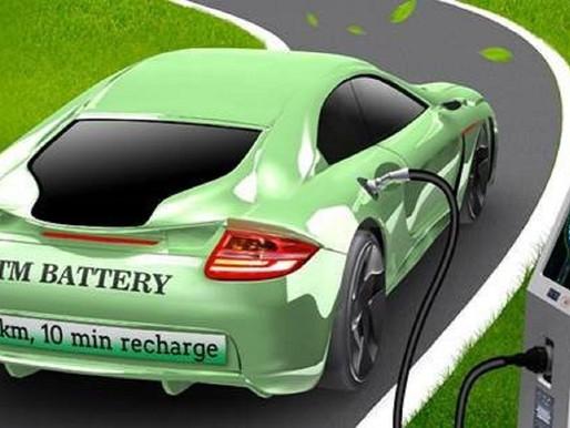 Daha Ucuz ve 10 Dakikalık Şarj ile 400 Km Yol Alabilen Bir Elektrikli Otomobil Bataryası Geliştirild