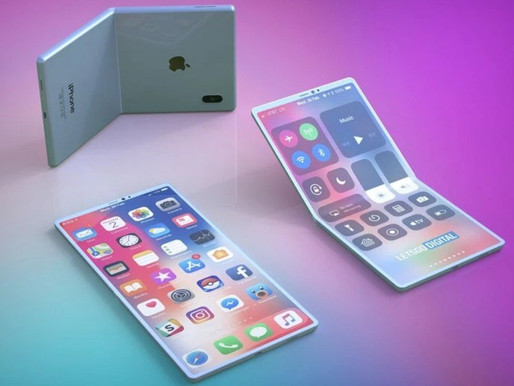 Apple'ın Katlanabilir iPhone Hazırlıklarına Başladığını Gösteren Yeni Patent Başvurusu