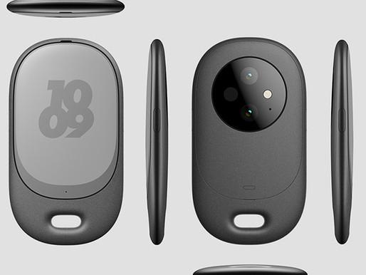 Kolye Gibi Takılabilen Bir Acayip Akıllı Telefon: Companion