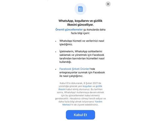 Soruşturma Tamamlandı: Rekabet Kurumu, WhatsApp Hakkında Kararını Verdi