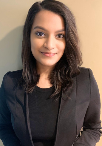 Social Media Chair Shania Sawh