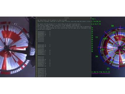 NASA'nın Perseverance Uzay Aracının Paraşütüne Eklediği Gizli Kod Çözüldü