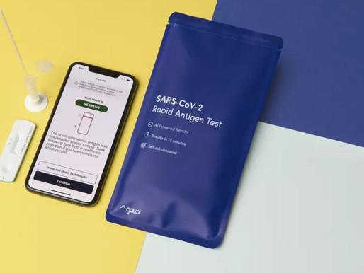 Dünyanın İlk Telefonla Çalışan COVID-19 Testi, FDA Onayı Bekliyor