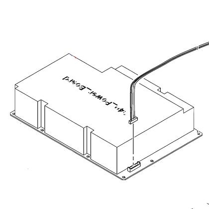 Mutoh Power Supply Assy DG-46873