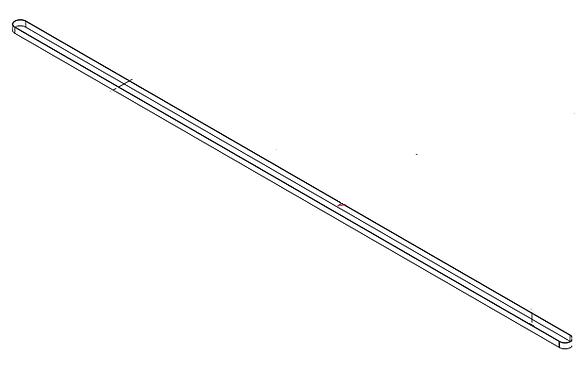 Mutoh ValueJet 1304 Drive Belt