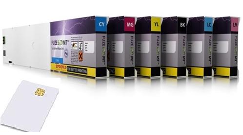 Bordeaux Fuze Eco MT Ink For Mutoh ValueJet Printers 440mL